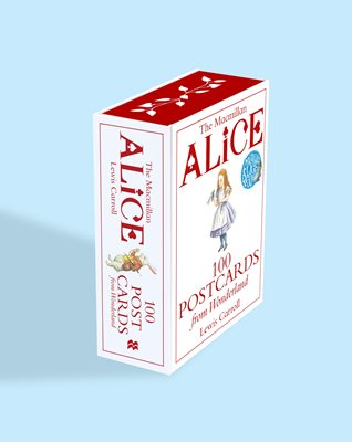 Book cover for Alice: 100 Postcards from Wonderland